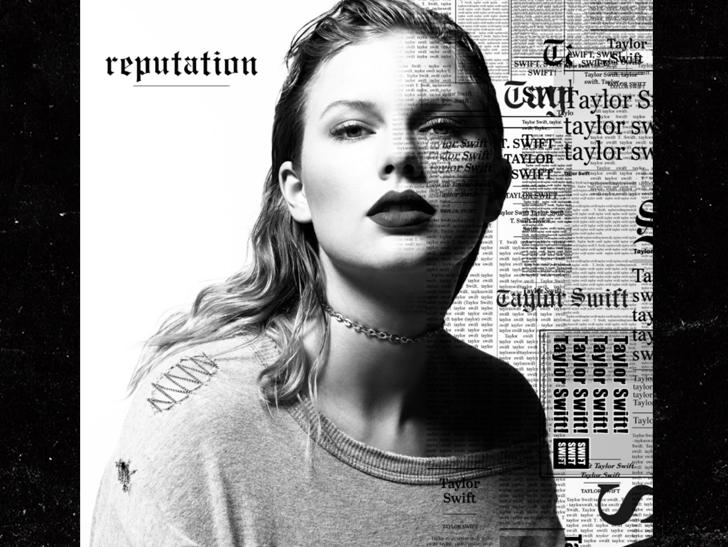 Her new album cover