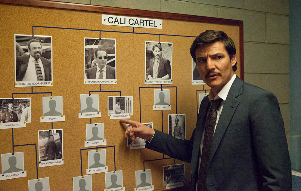 BuckleUp For Another Intense And Gritty Season Of Narcos