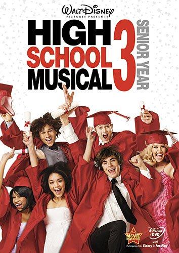 High School Musical 3: Senior Year dvd cover