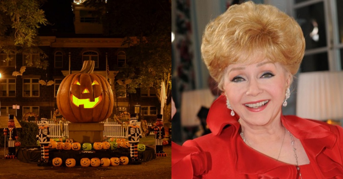 "Debbie Reynolds Is Being Remembered By ""Halloweentown"" Cast This ..."