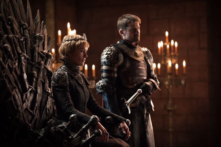 We saw Jaime stalk off, but do you think he'll come back to Cersei