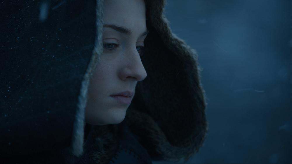 Sansa as Lady of Winterfell