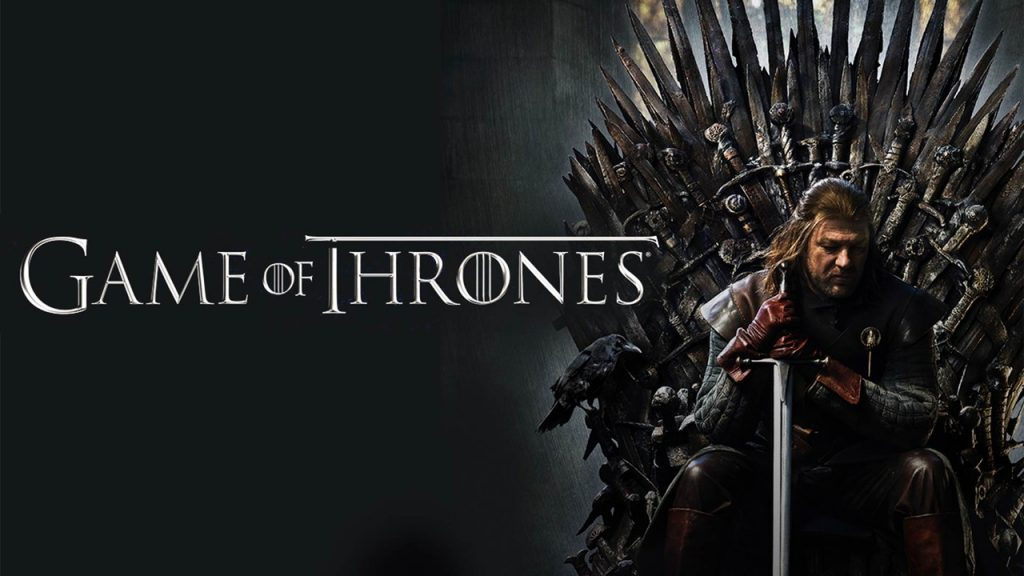 Game of Thrones poster for season 1