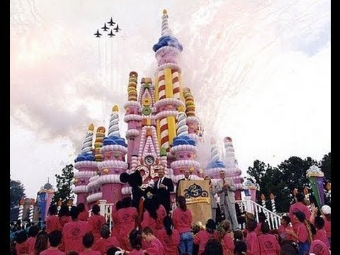 People Were Outraged When Disney Changed The Classic Castle