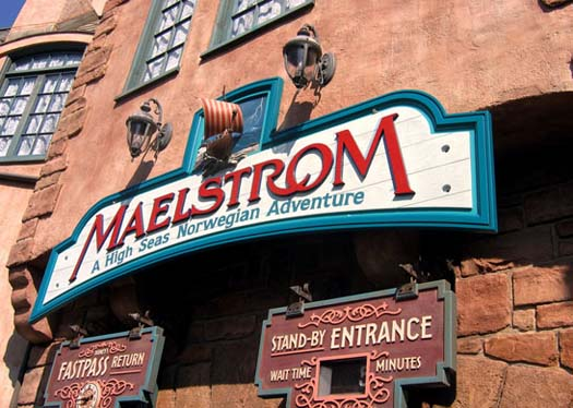 People Have Been Loving Maelstorm Since 1988 But Disney Closed It In 2014