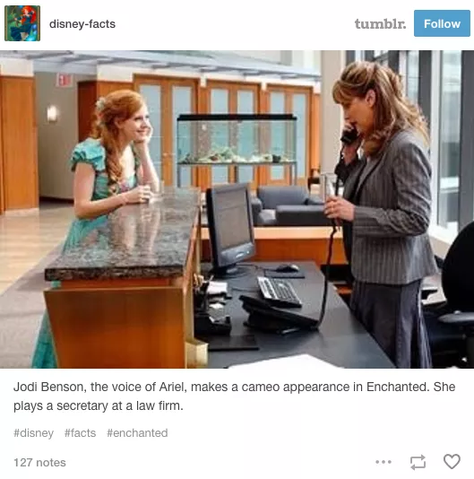 Ariel's Voice Actress Plays A Small Role In The Movie