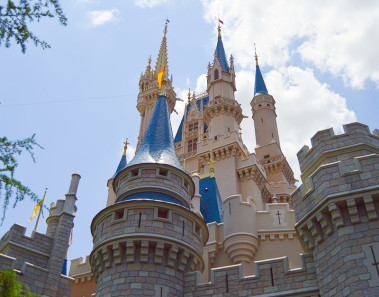 Cinderella's Castle Actually Cant Be Dismantled