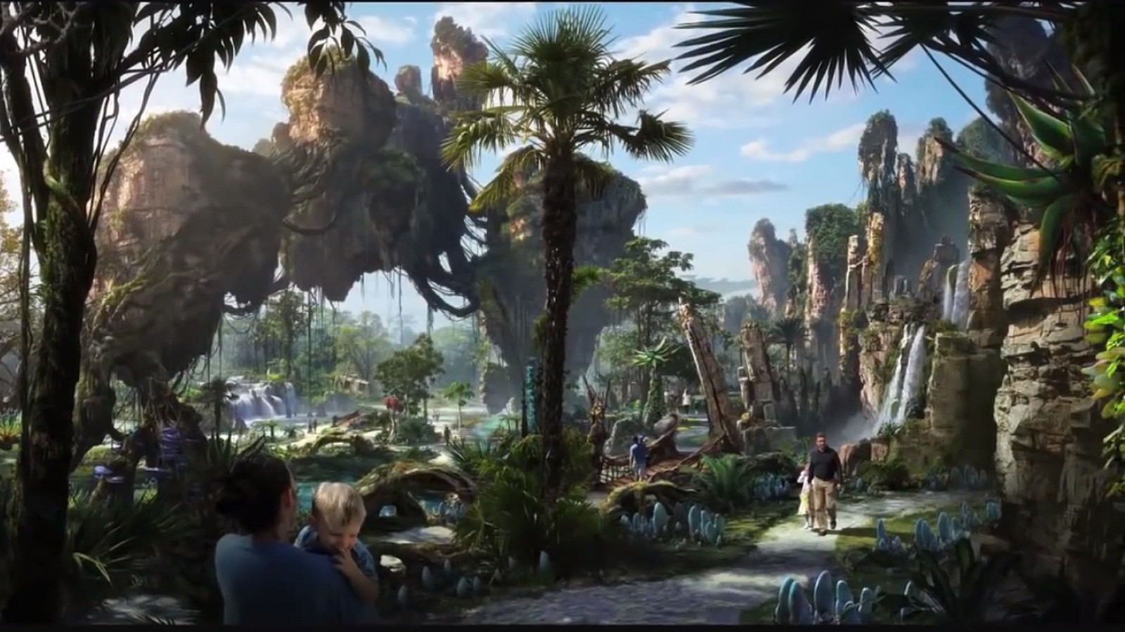 Avatar Land Is Set To Open In 2017