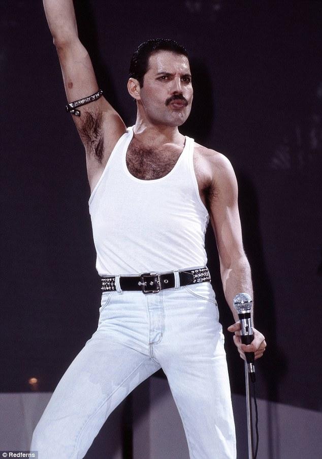 Freddie Mercury role