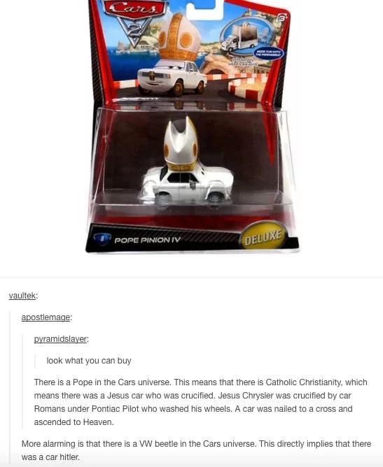 ThereWas A Car Hitler. Well ThatIs DefinitelySurprising