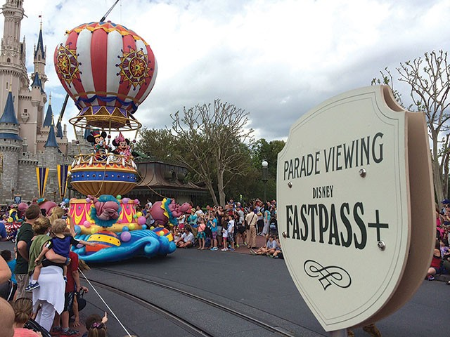 The Fastpass System Had Changed A Lot