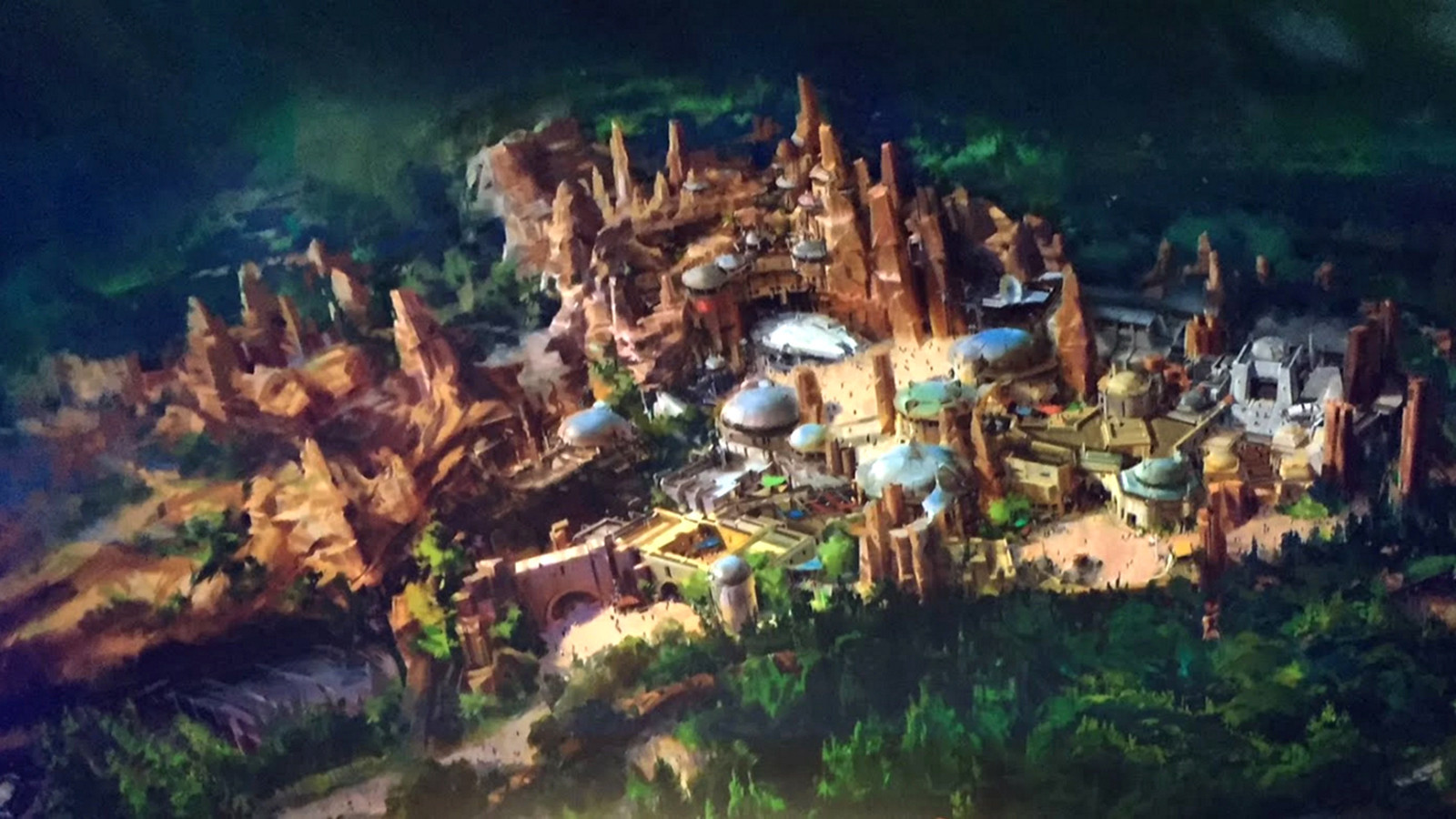 People Don't Like The Addition Of Star Wars Land In Hollywood Studios