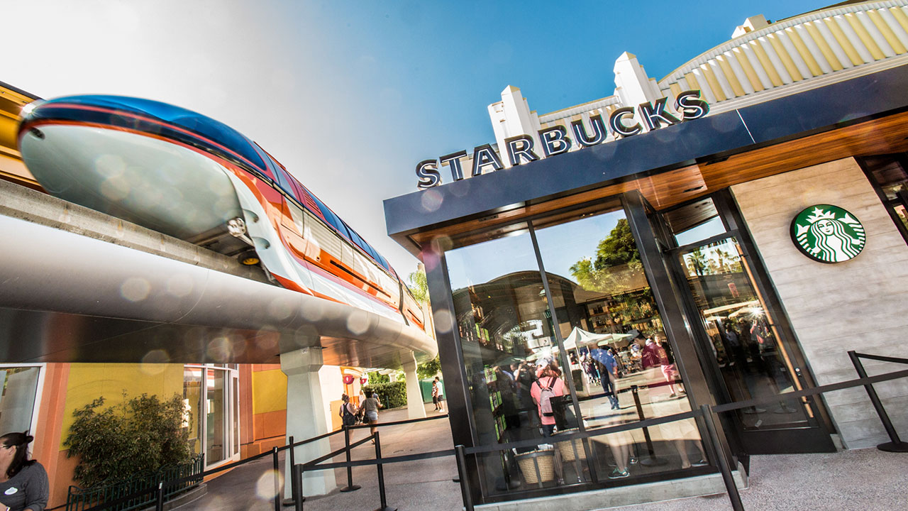 Many Were Very Aggravated Because Of The Addition Of Starbucks