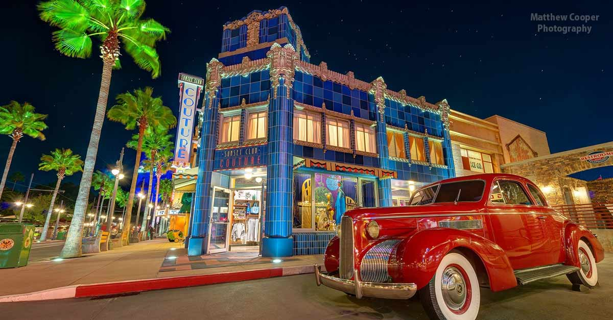 There Are Some Behind-The-Scenes Tours Available For Special V.I.Ps At Night
