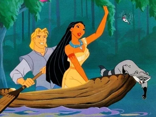 How Did Pocahontas Know EnglishEven ThoughShe Had Never Met An English Person Before