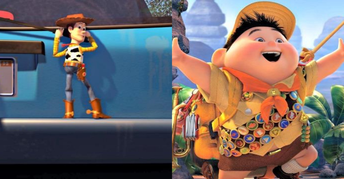 10 pixar characters made cameos in other pixar movies and you