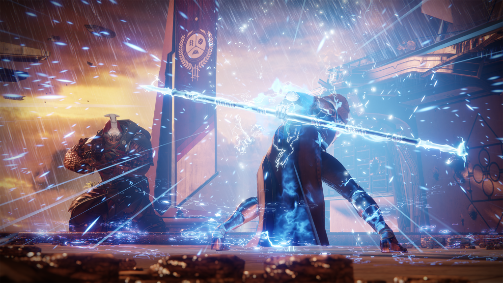 Destiny 2 officially launched on September 9th, 2017