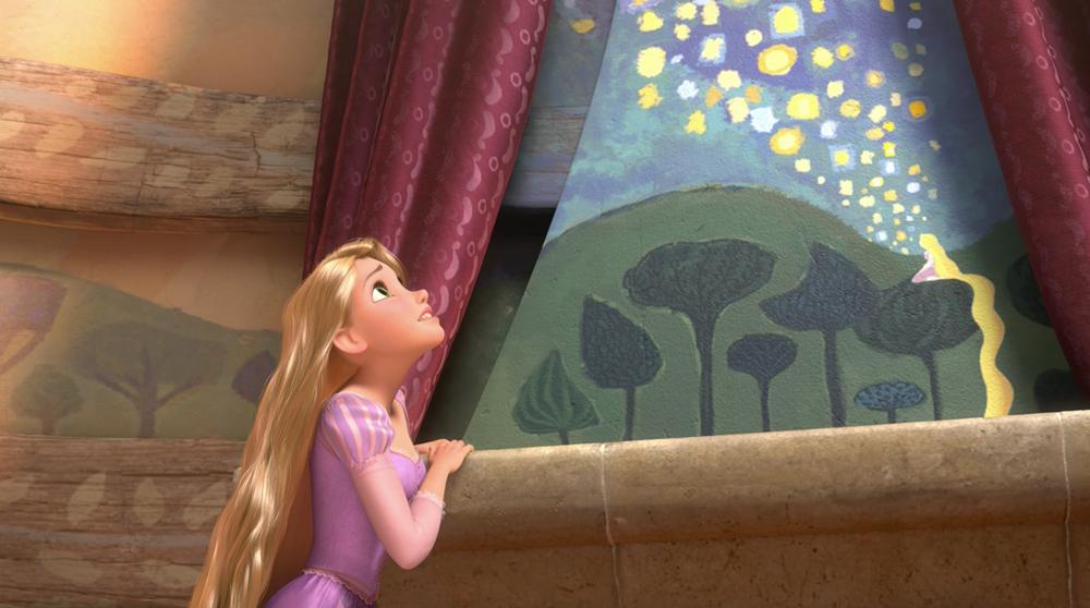 Rapunzel, Tangled
