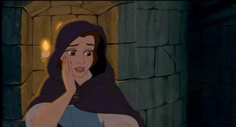 Belle's Dream Was To Go On An Adventure