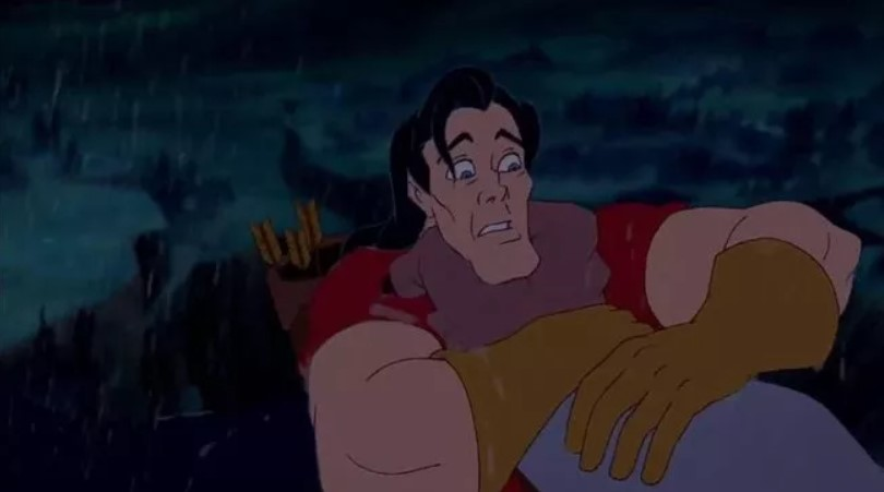Gaston Was Known As The Town hero And Now He Is Dead