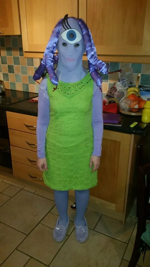Celia From Monsters Inc
