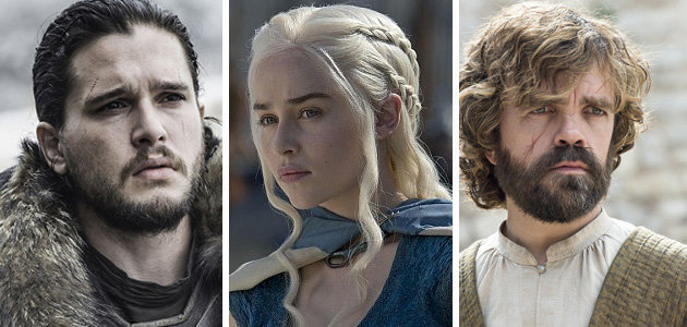 Game of Thrones have a potentially love-struck Tyrion