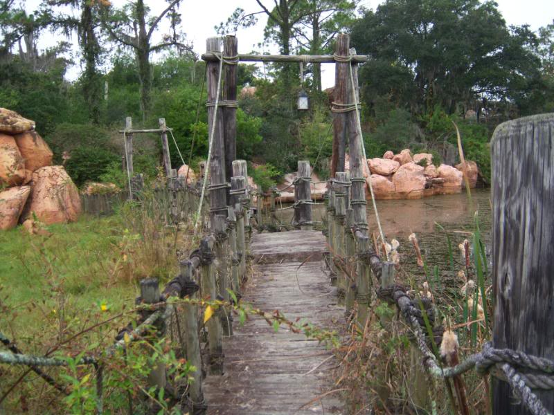 The death of River Country