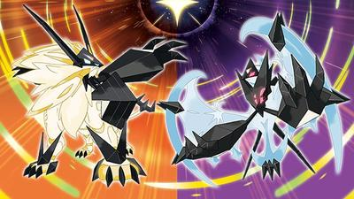 Necrozma's New Forms