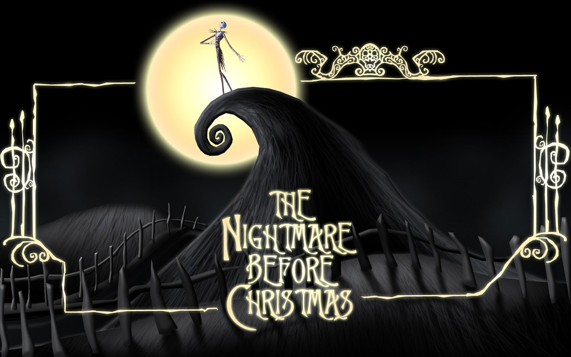 "Get Pumped! ""The Nightmare Before Christmas"" is Playing in Over ..."