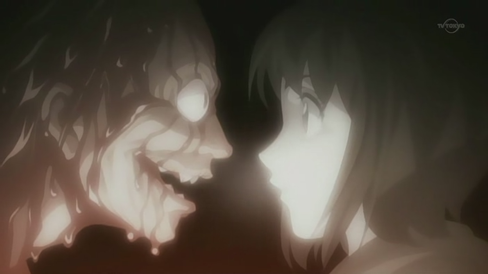 Genuinely Horror Anime