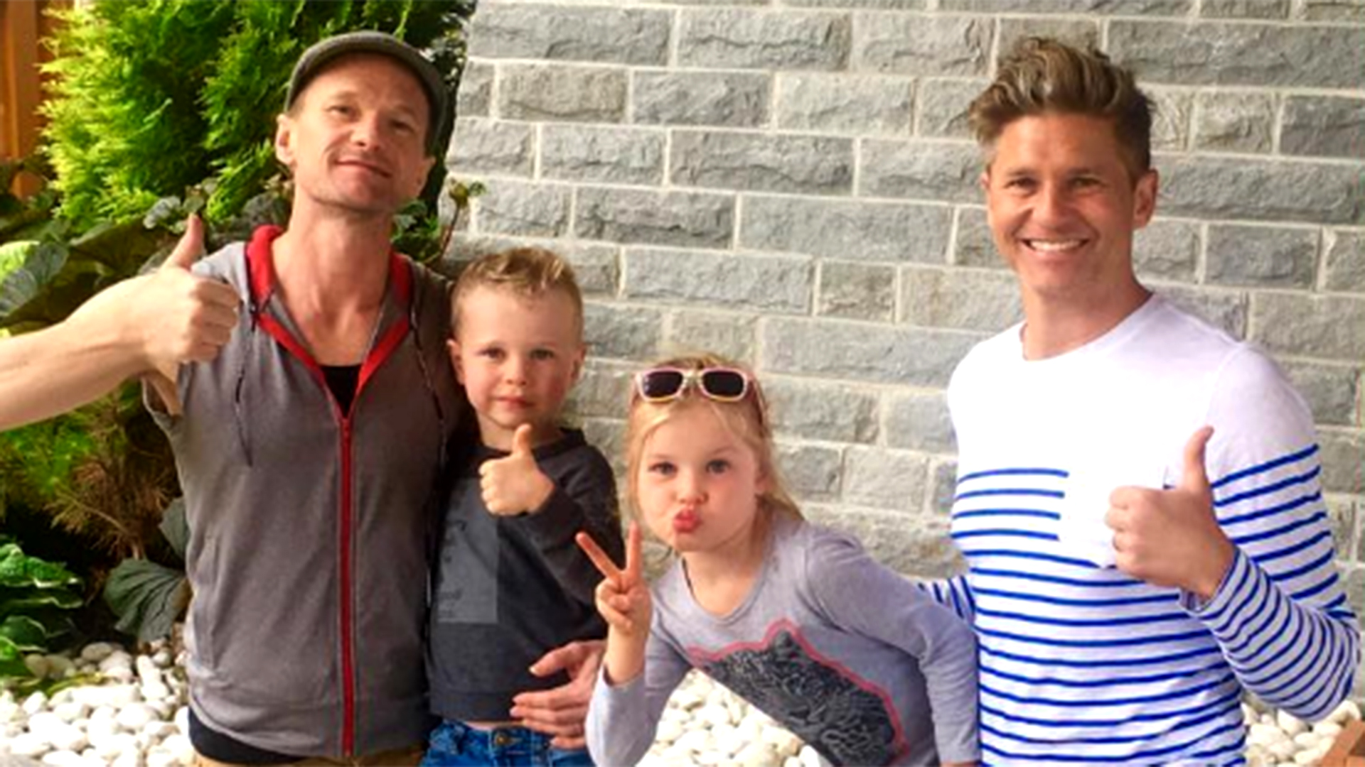 7 Times Neil Patrick Harris and Family Absolutely Won the ...