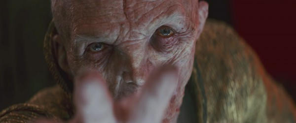 Behold! Snoke in His Evil Person