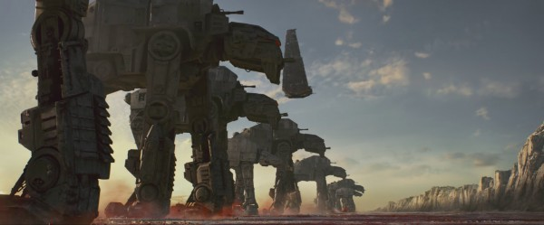 The AT-AT Walkers Make a Comeback