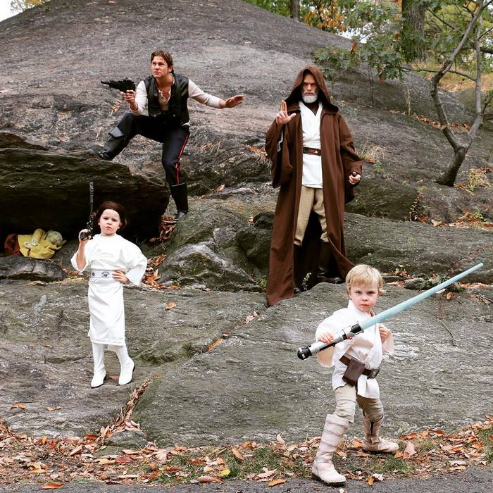 Han Solo, Obi Wan Kenobi