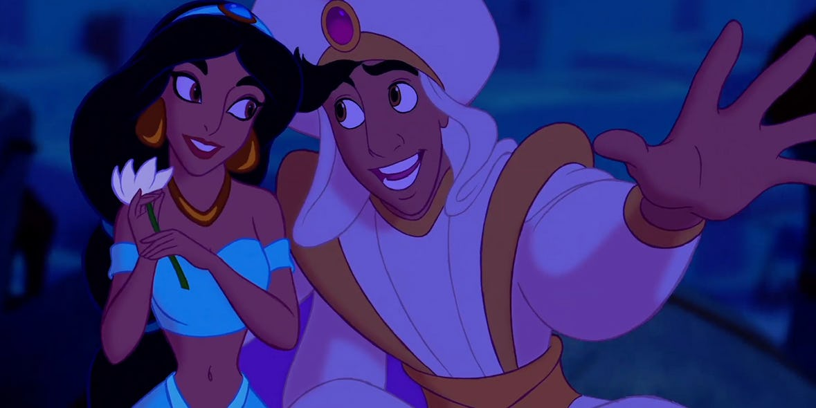 When Jasmine Was Lied TO Gain And Again By Aladdin