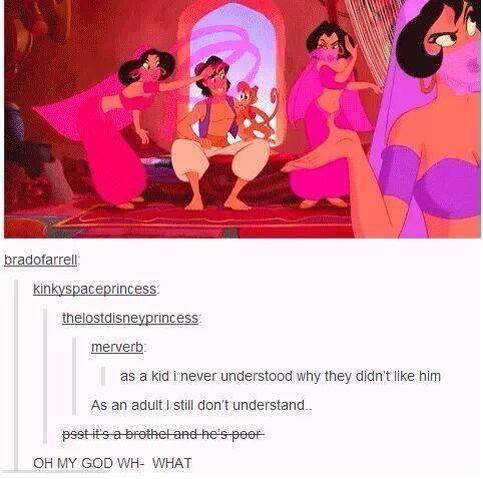 My Childhood Is Ruined