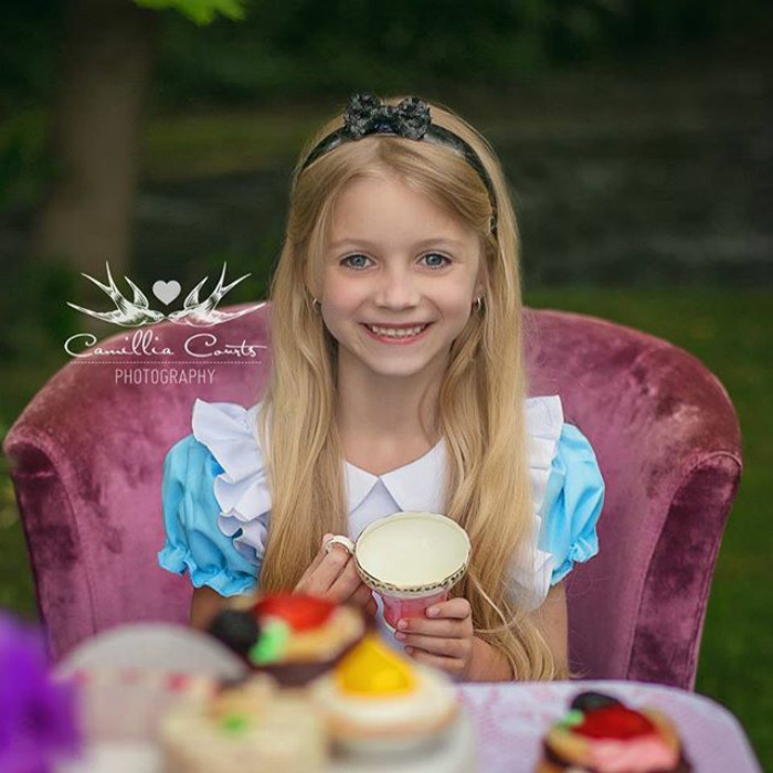 Alice From Alice In The Wonderland