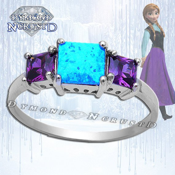 A Ring Inspired By Princess Anna