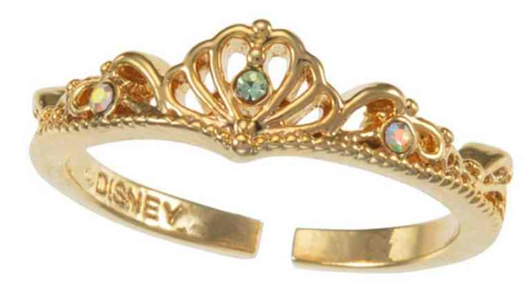 A Truly Beautiful Ring InspiredBy Ariel