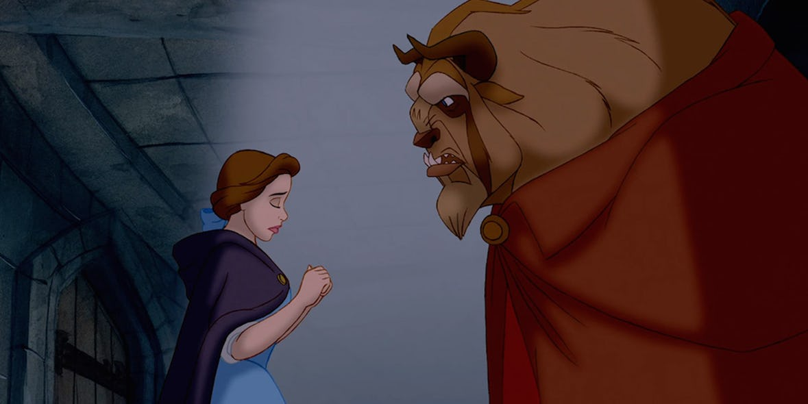 Belle Was Kidnapped And Then Fell In Love With The Beast Making It Clear That She Had Stockholm Syndrome