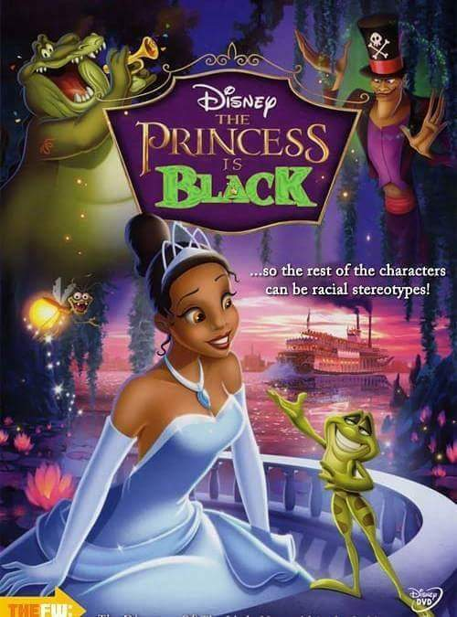 The First Princess That Was Black