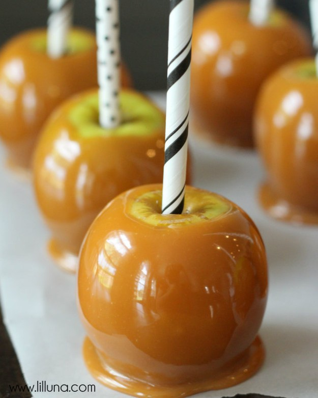 The Caramel Apples From Mary Poppins 1