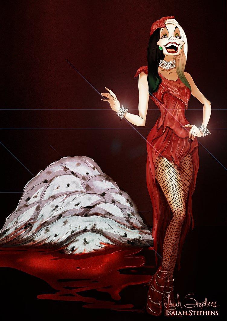 Cruella DeVil as Lady Gaga