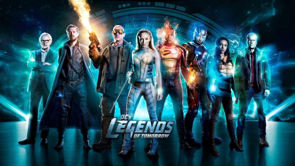 DC's Legends of Tomorrow, season 3