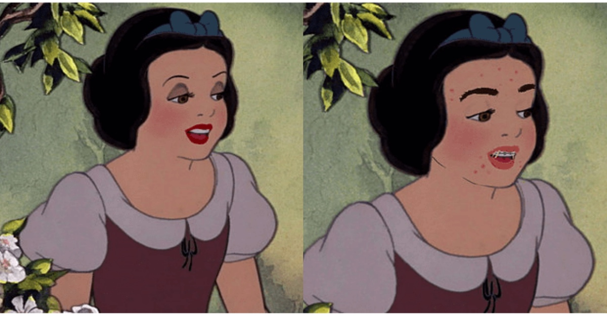 princess ages Disney