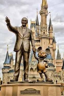 Mickey Mouse, Walt Disney