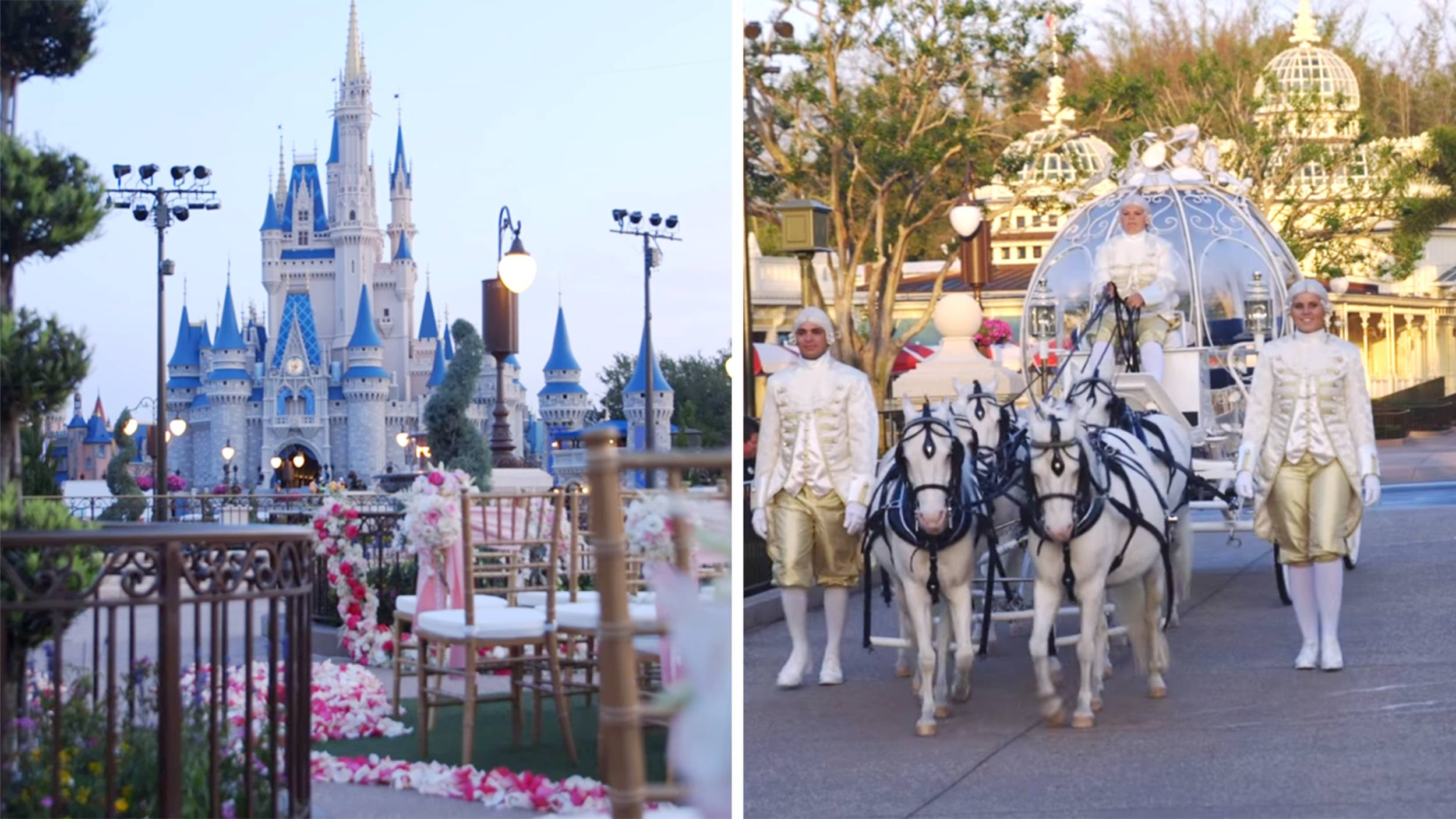 Wedding At Disney And Disney Will Handle Every Aspect Of The Wedding