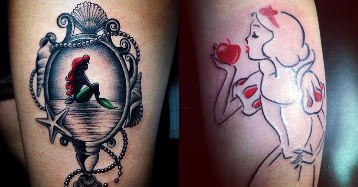 Tattoo Disney