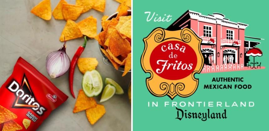 Doritos Were Actually Invented At Disney Land By The RestaurantNamedCasa de Fritos