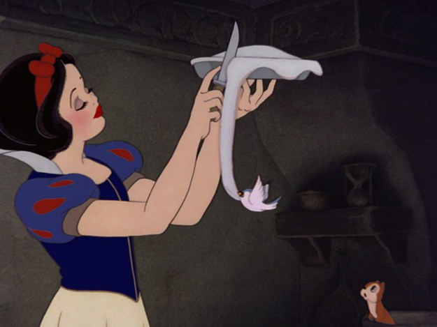 Snow White's Gooseberry Pie From Snow White And The Seven Dwarfs
